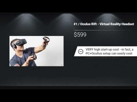 Get Oculus Rift   Virtual Reality Headset Review