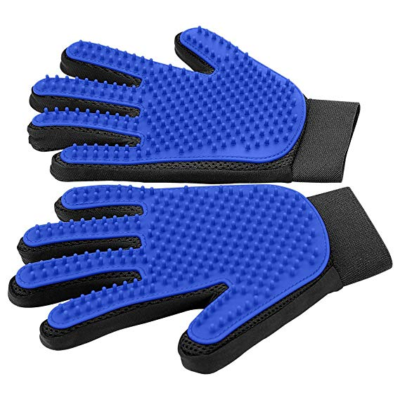 [Upgrade Version] Pet Grooming Glove Gentle