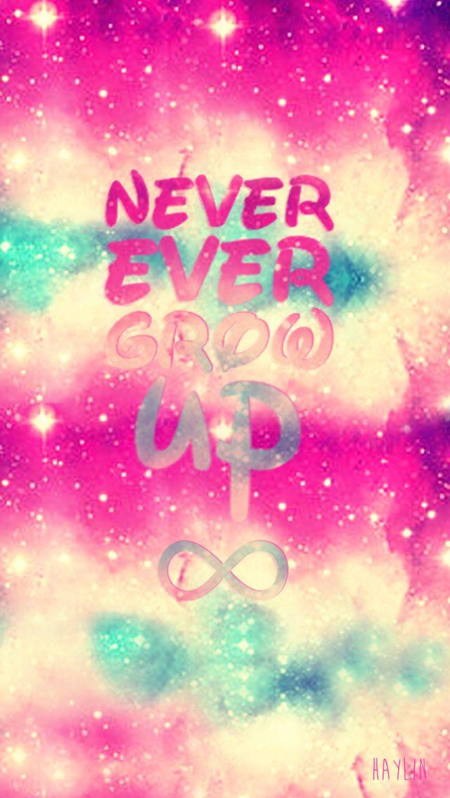 Because Never Grow Up