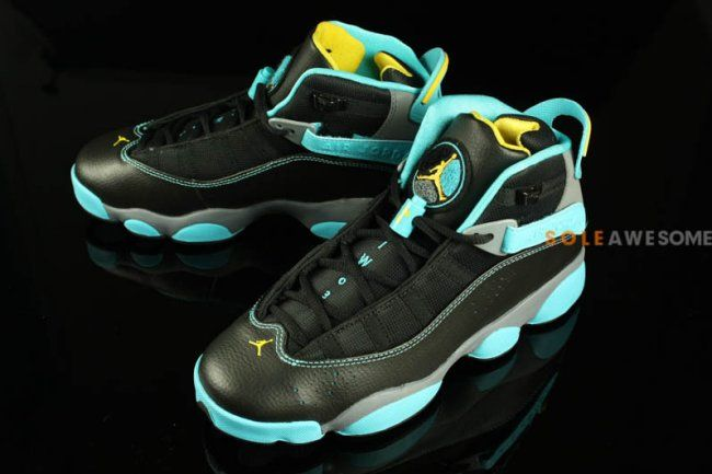 "quality design 43445 1d9a6 Jordan 6 Rings ""Gamma Blue"" Pics and Release Info | Air ..."