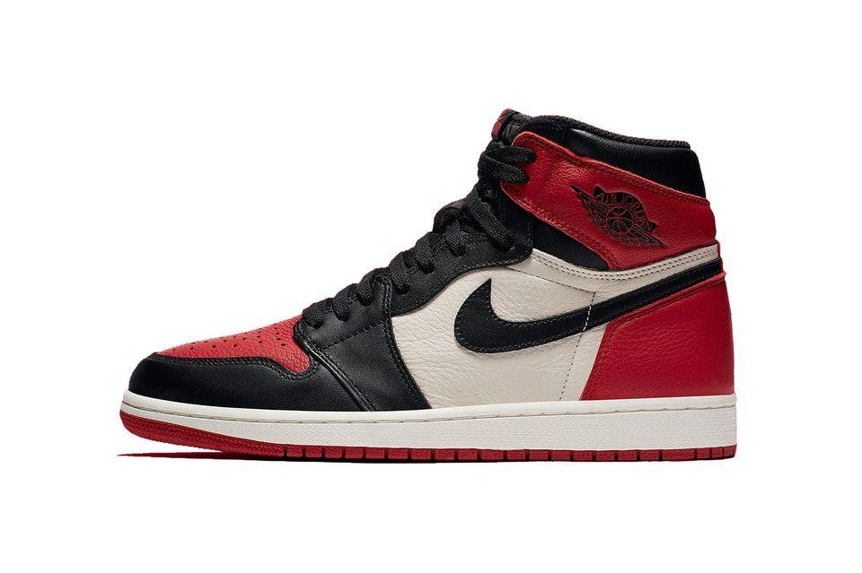 Nike Blends Two Classic Air Jordan 1