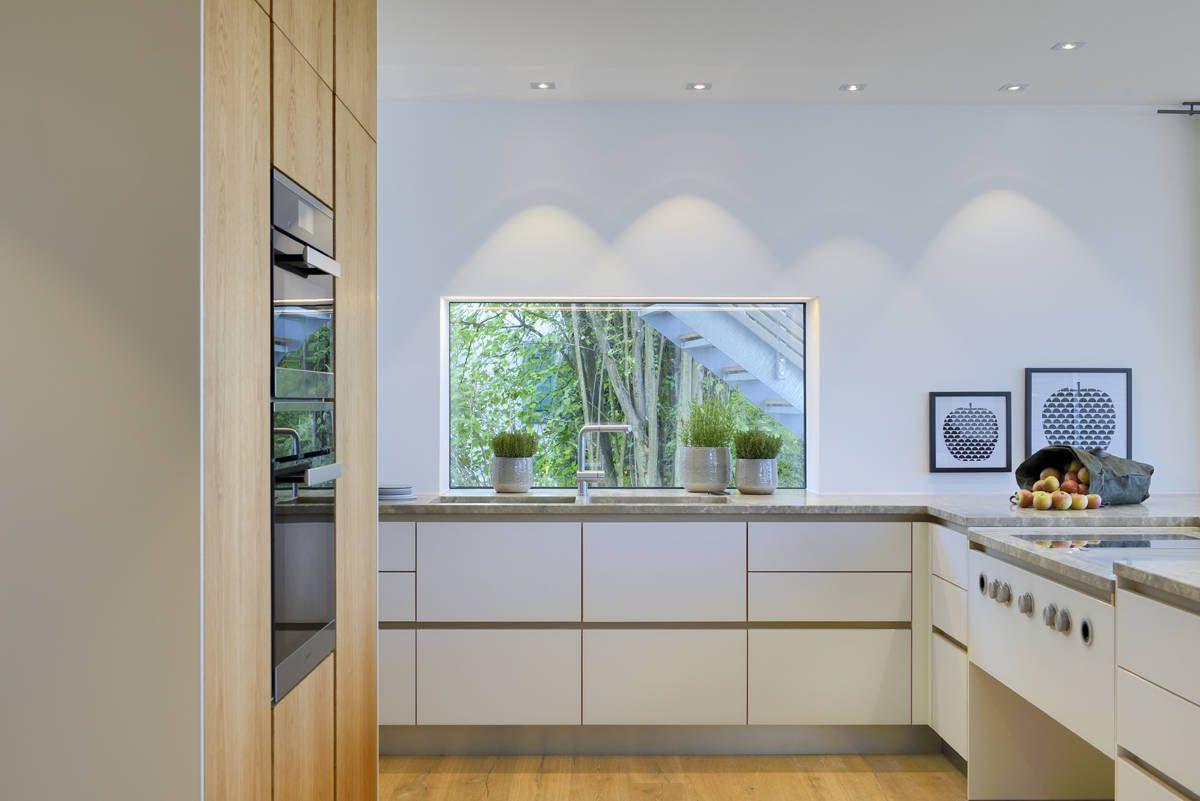 Moderne Küche Bilder: Küche Haus am See   Haus and Modern
