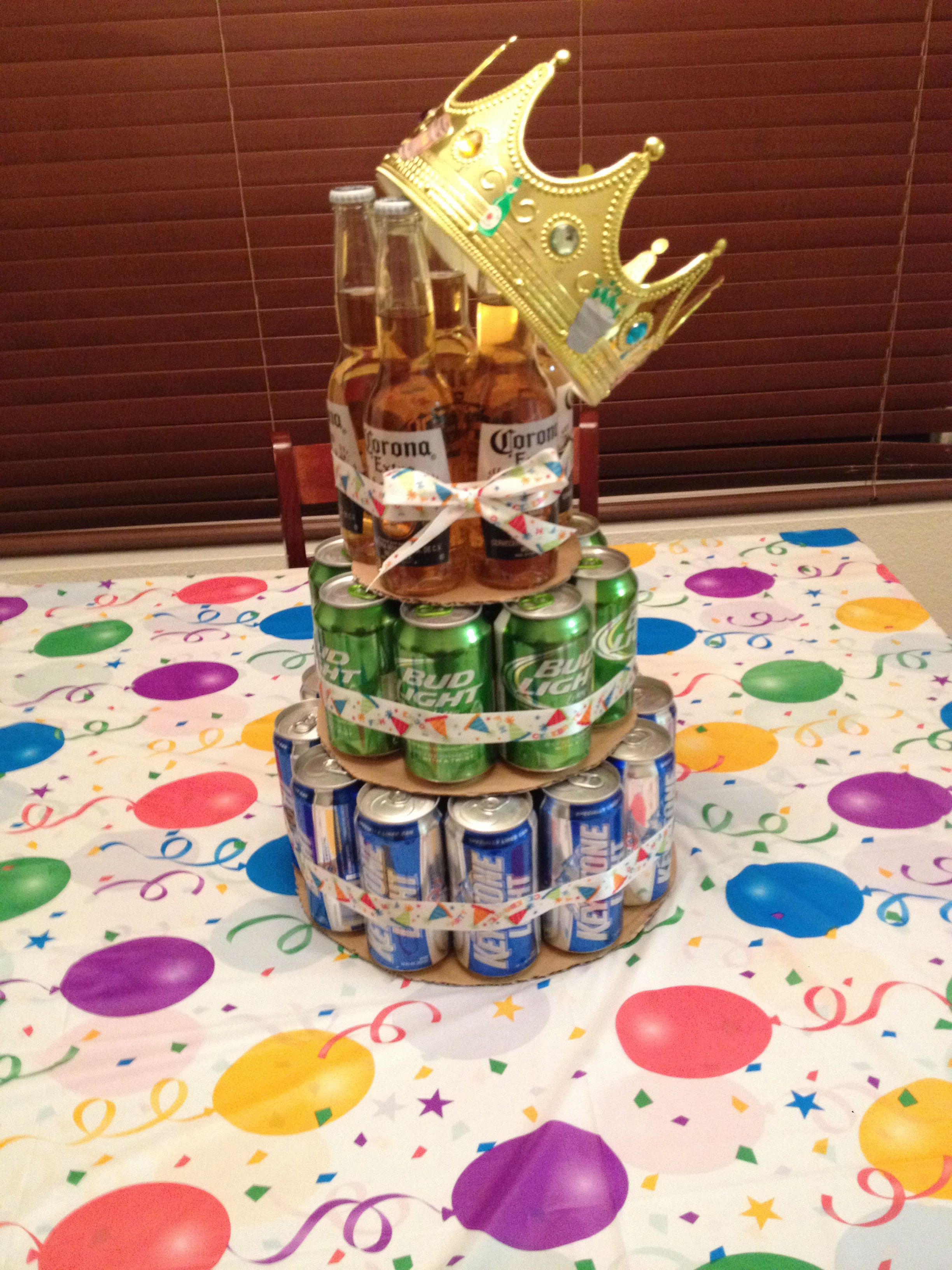 Pin On Beer Cakes