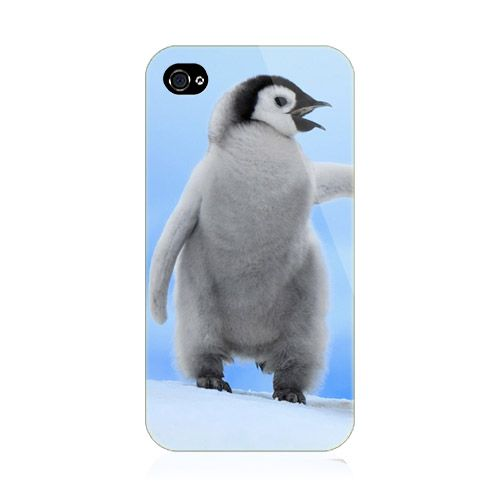 Penguin iPhone 4/4S Case