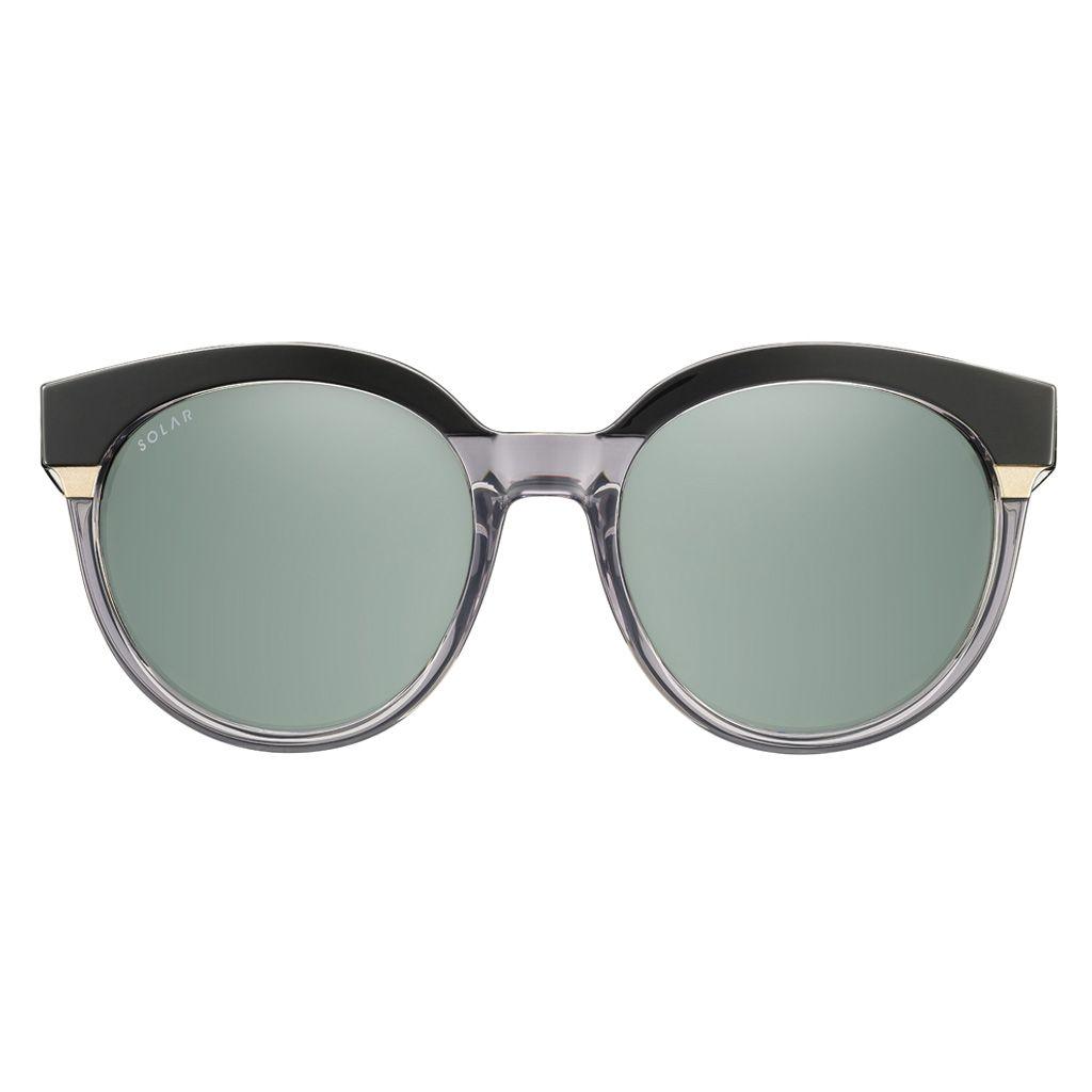 bb52c87c7dd805 Dynasty - Cette paire de lunette de soleil pour femme avec les verres ronds  et une