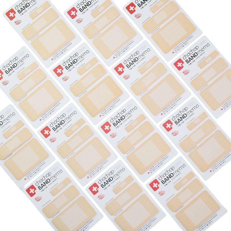 free shipping novelty bandage model self adhesive memo pad sticky