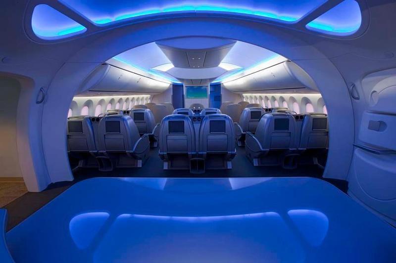 Boeing 787 Entry