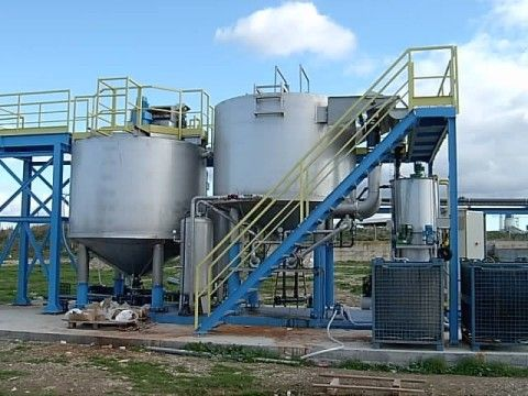 Containerized Waste Water Sewage Treatment Plants Containerized