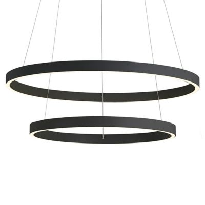 Cerchio LED Chandelier #ledtechnology
