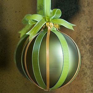 beautiful christmas ornaments to make | Make Your own ornaments