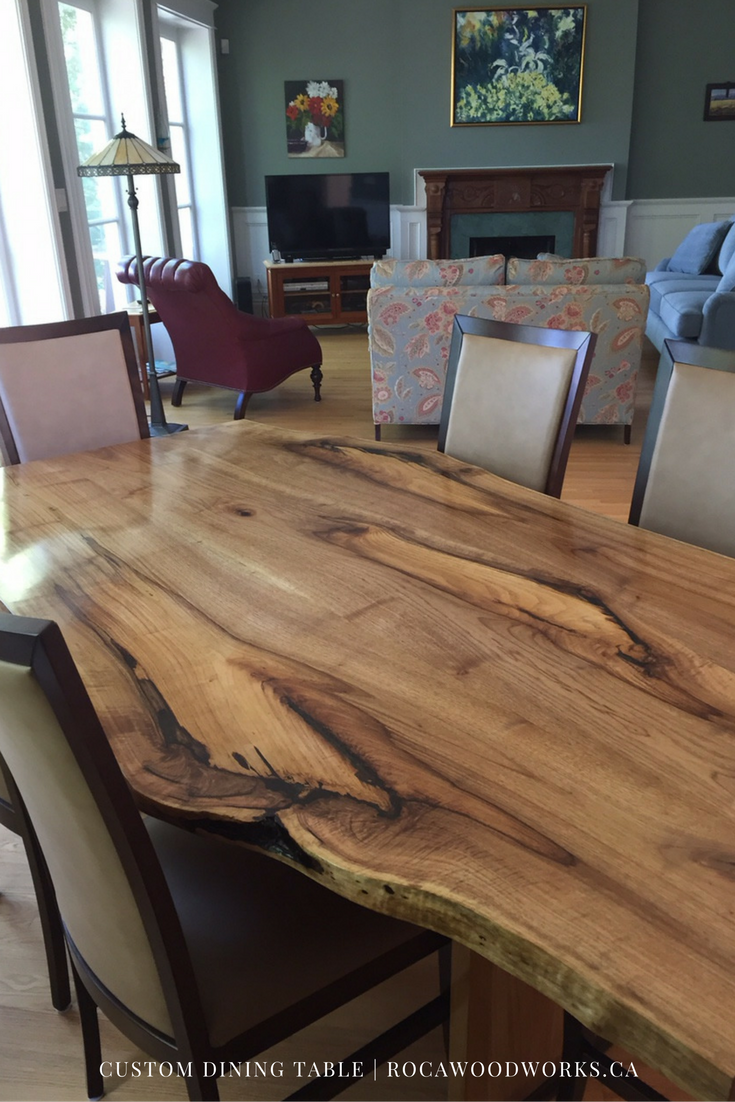 Custom Made Dining Furniture Makes Dining A Pleasurable Experience