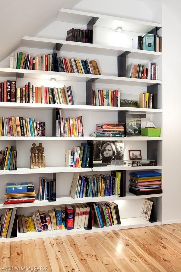 Półki Na Książki Bookshops Biblioteczki Domowe