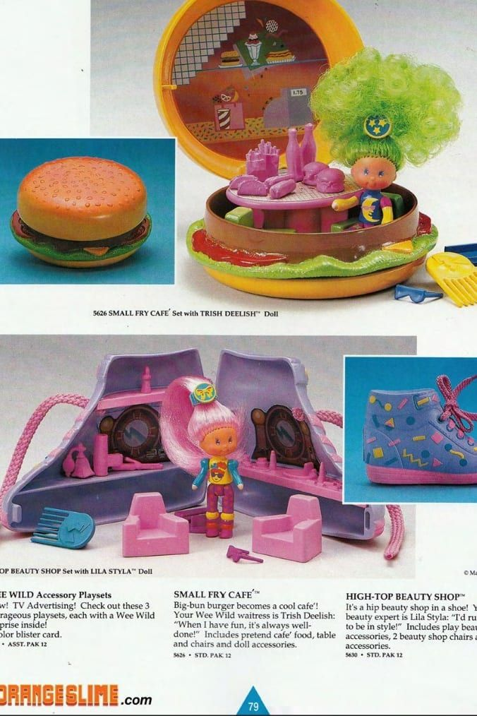 15 Toys From The '80s You Might Have Forgotten About ...