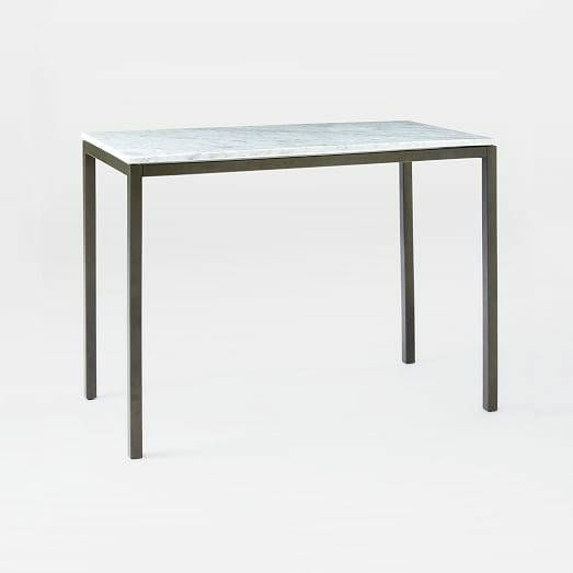 Marble 500 48 W X 24 D X 36 H Bistro Https Newyork Craigslist Org Mnh Fuo 6007488868 Html Counter Table Dining Table Marble Dining Table