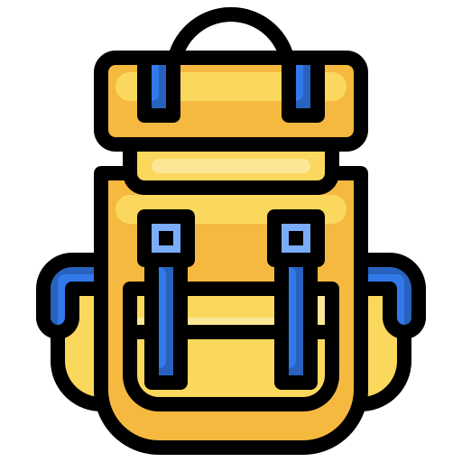 Backpack Free Vector Icons Designed By Surang Vector Icons Icon Vector Free