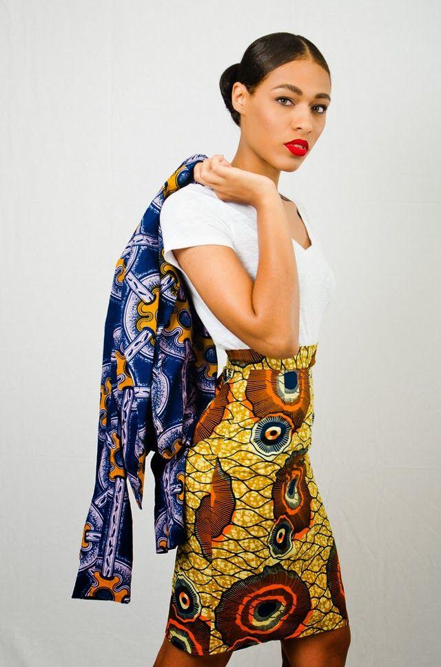 CIAAFRIQUE ™ | AFRICAN FASHION-BEAUTY-STYLE: Lookbook ...
