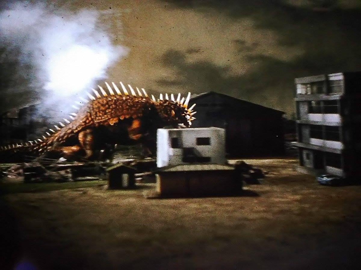 Monsters 19193 Kaishin Muba 1994 Sea God Kaiju Monster Bandai