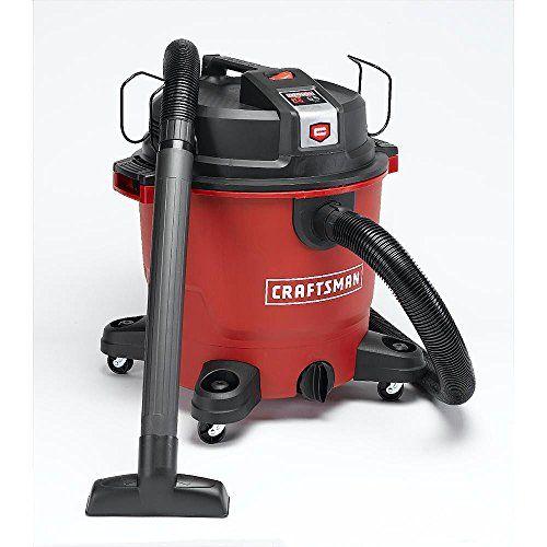 Craftsman Xsp 16 Gallon 6 5 Peak Hp Wet Dry Shop Vac Blower Tools