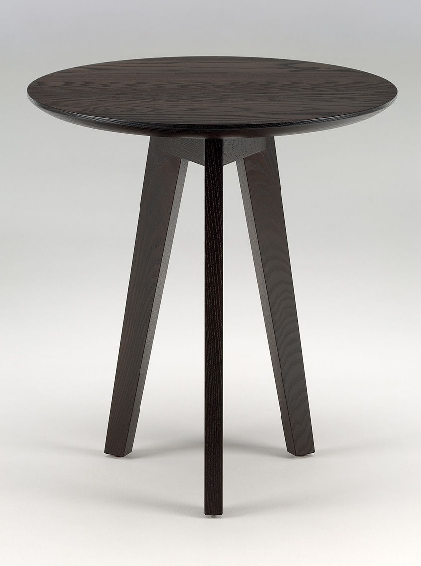 Alto round side table davies furniture pinterest rounding round tall coffee table light wood round tall coffee table as a decoration piece for the guest rooms home design geotapseo Images