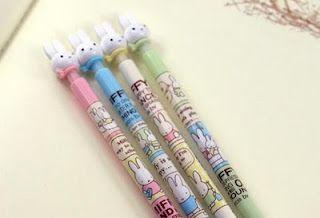 miffy pencils