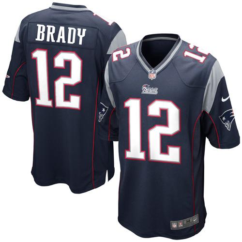 Nike New England Patriots Football Jerseys New England Patriots Game Jersey Patriots Tom Brady Jersey