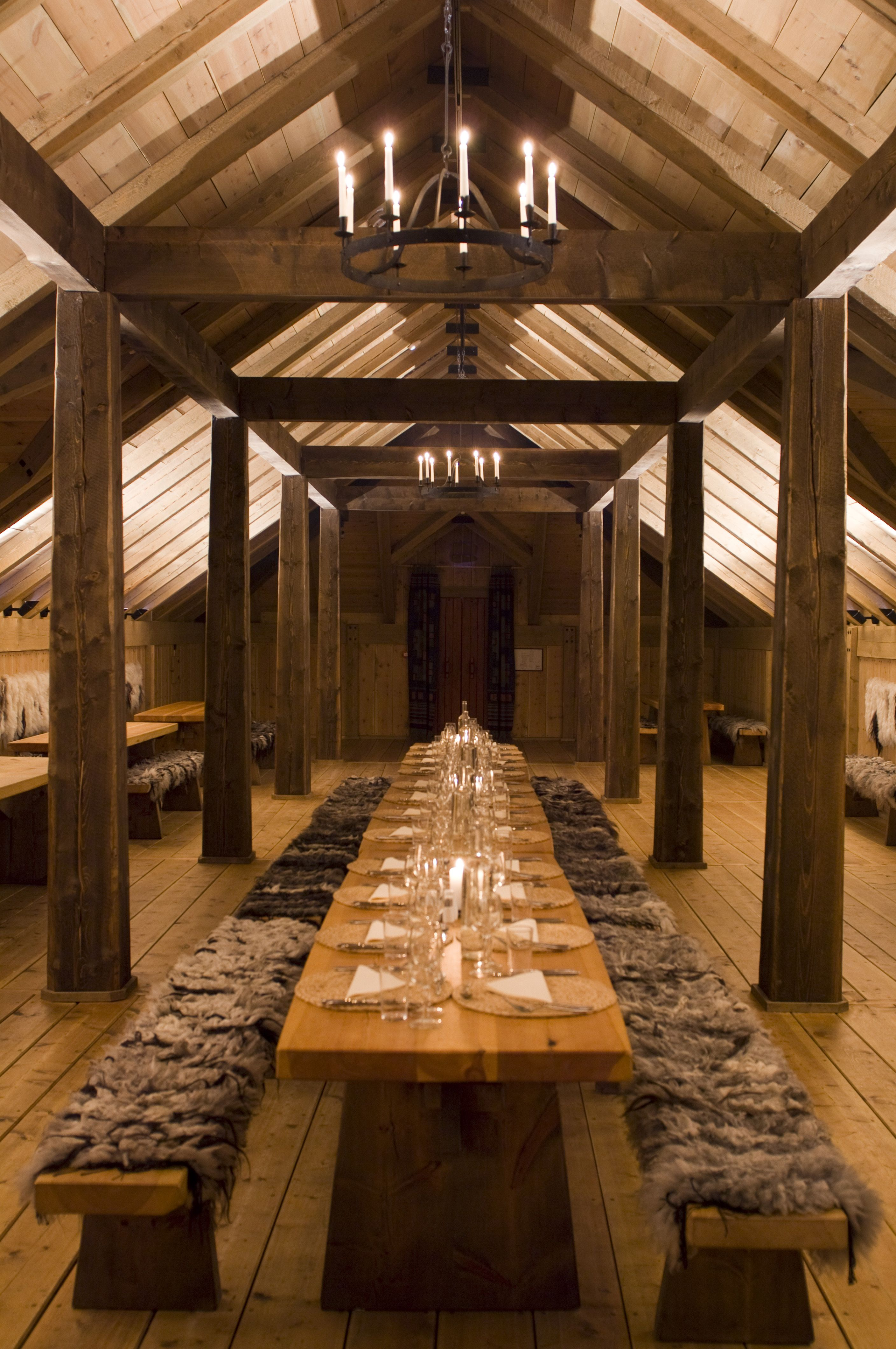 Feast hall House inspiration  This will be my farm