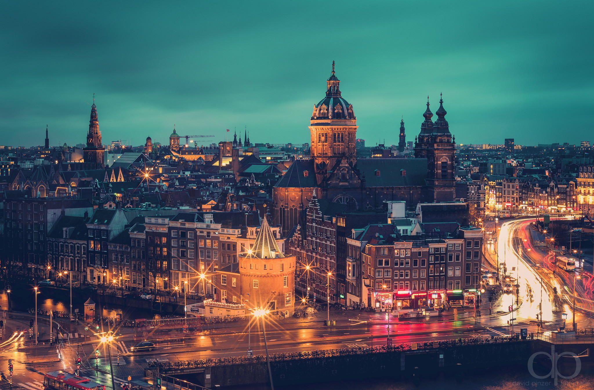 Amsterdam by David Pinzer on 500px