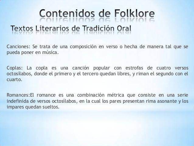 El Folklore Infantil ツ.