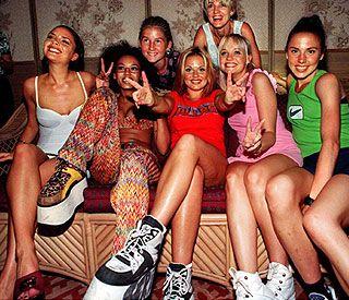 spice girls | Spice girls, 90s fashion