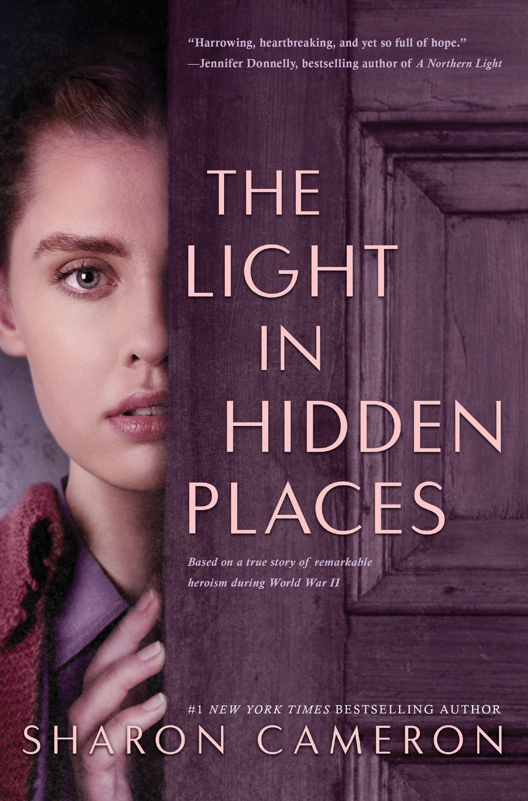 New York Times Best Sellers 2020.The Light In Hidden Places By Sharon Cameron March 3rd 2020