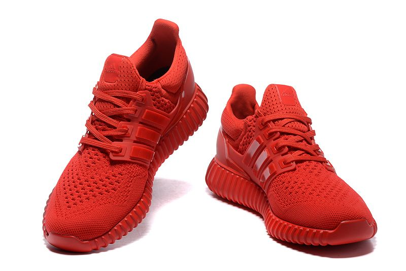 Cheap Adidas Yeezy Ultra Boost for Sale Red Shoes and Kanye West Yeezy 2  Shoes Online