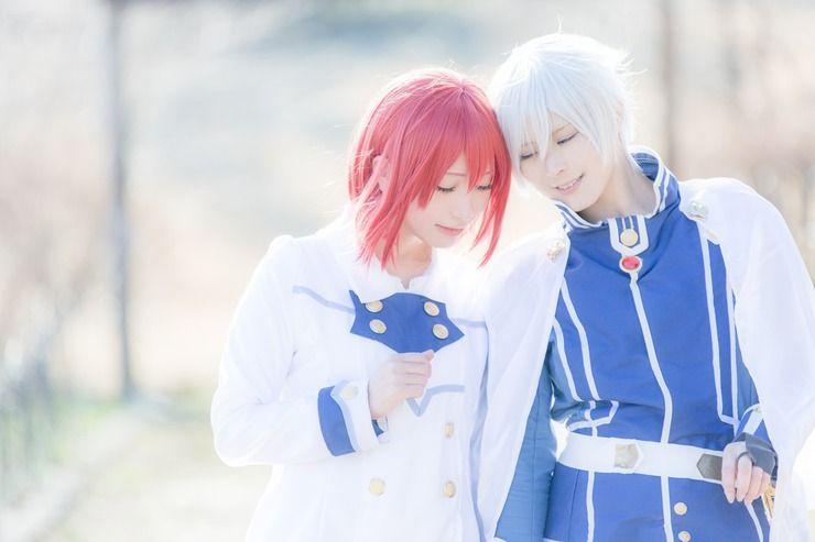 Shirayuki and Zen  - WorldCosplay ♥︎o♥︎