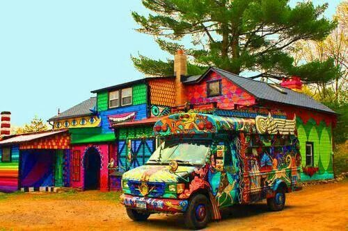 Casa Hippies : Hippie land hippie for life pinterest color inspiration