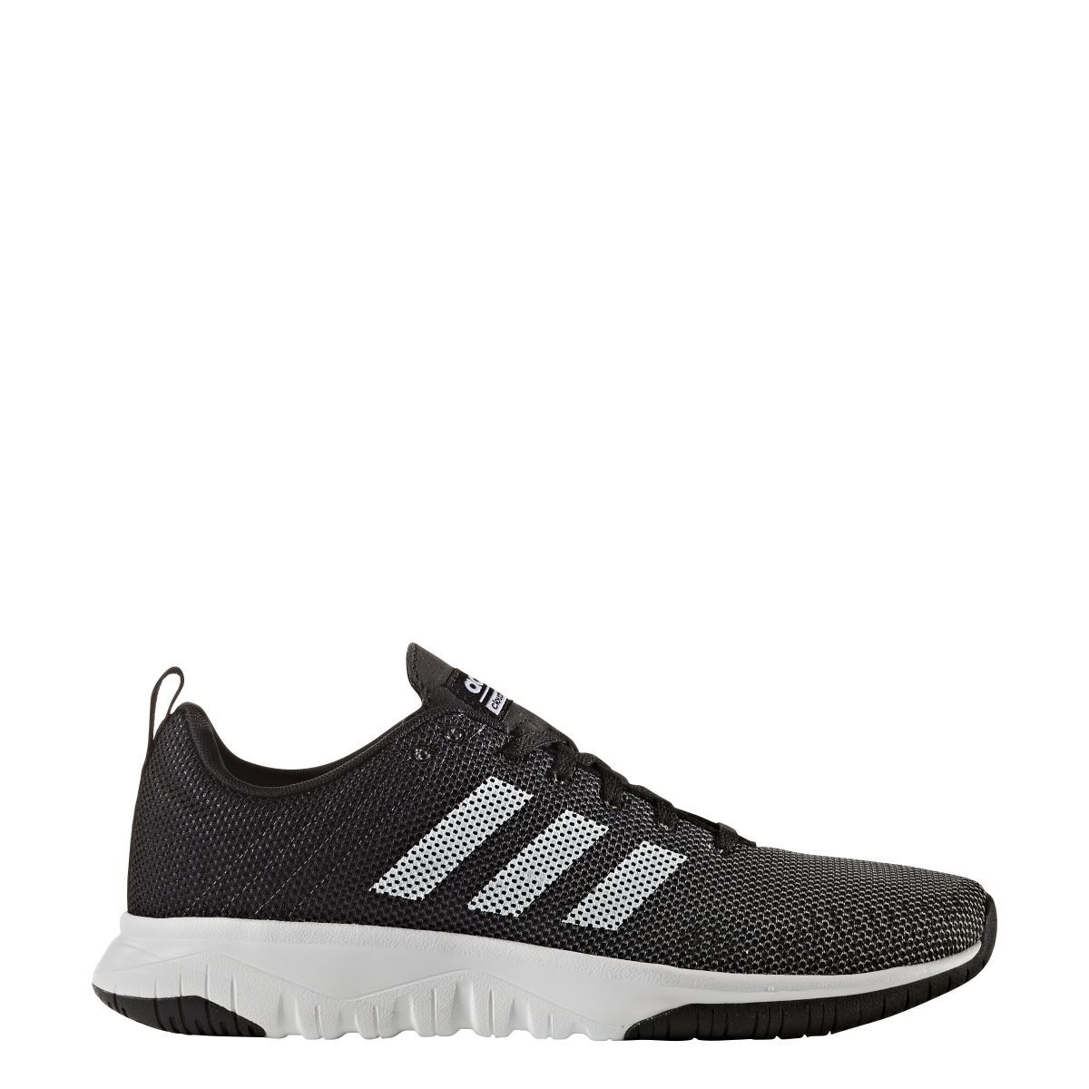 check out d05a5 86590 Mens Adidas Cloudfoam SuperFlex Black Athletic Sport Running Shoe AW4172  9-14