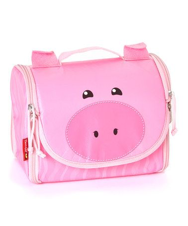 Loving this Penny Pig Picnic Lunch Box on #zulily! #zulilyfinds
