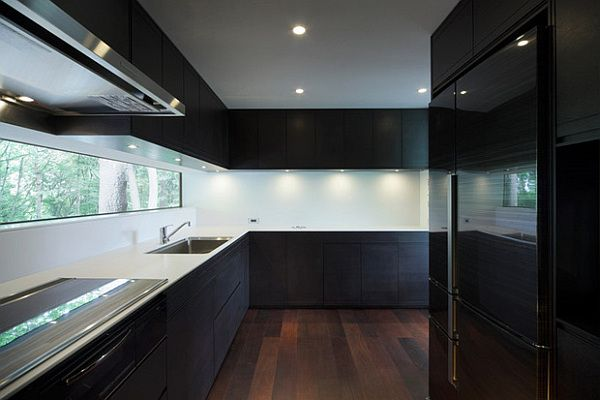 Amazing Black and White Kitchen Ideas You Will Love 80 ...