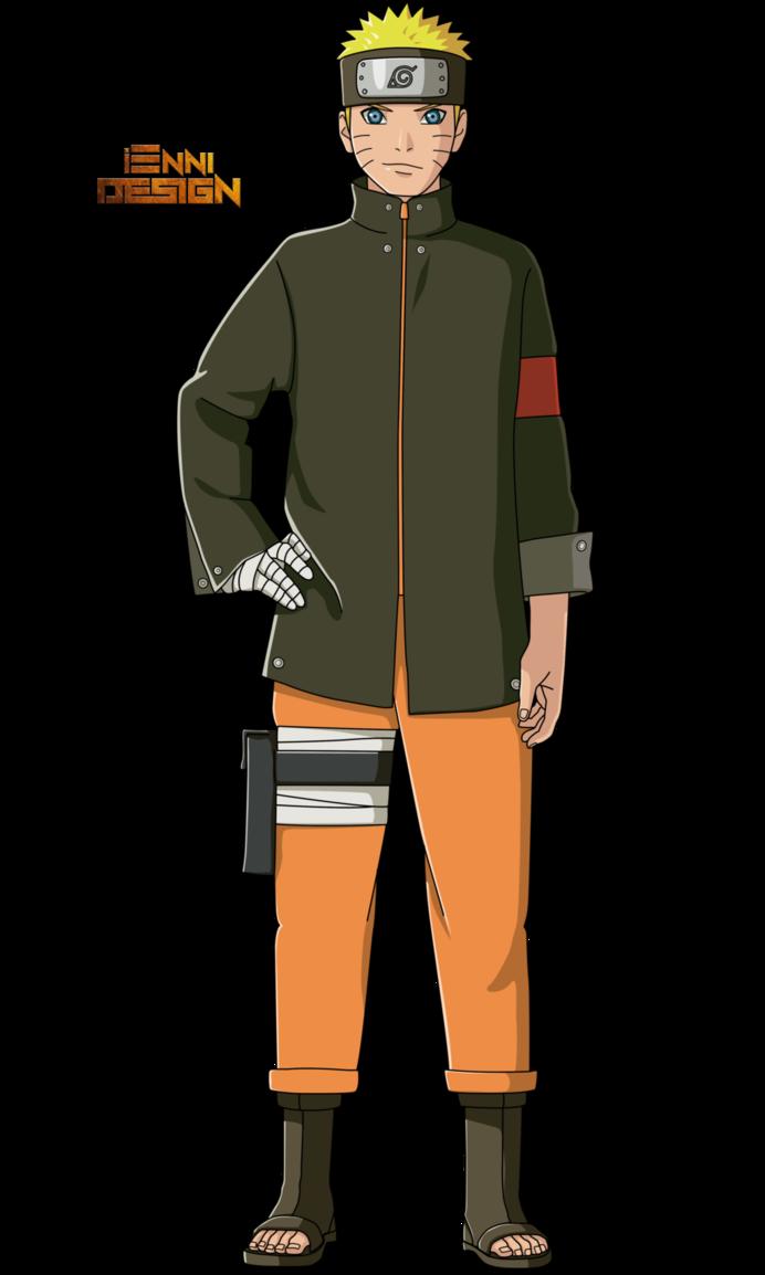 The Last Naruto the MovieNaruto Uzumaki by iEnniDESIGN