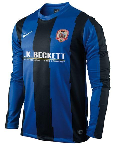 cheaper f9d4b 7f0db Barnsley FC Away Shirt 2012 13 Nike
