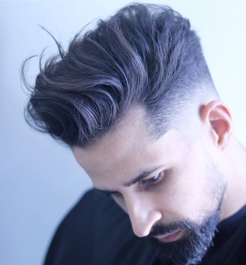 Men S Hairstyles With Flow And Movement Low Fade Haircut Fade Haircut Mens Hairstyles