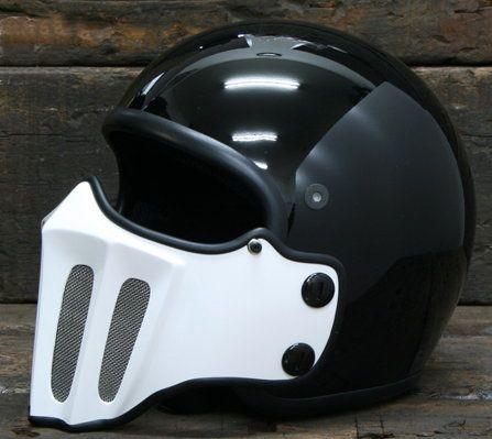 Motorcycle  3//4 Open Face Helmet Riding Helmets with Full Face Shield Visor