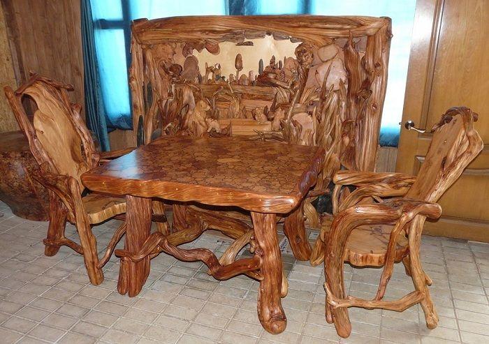 awesome rustic furniture 1 astuces mobilier de salon meubles en rondins meubles surcycles
