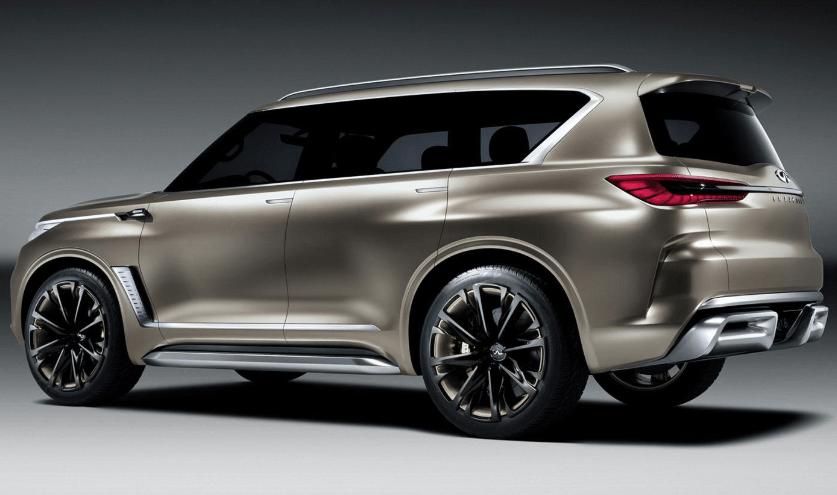 2020 Infiniti Q80 Exterior Suv New Suv Nissan Patrol