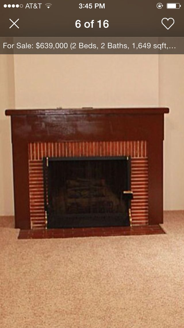 1938 fireplace inspiration.   1930s-1940s Home Inspiration ...