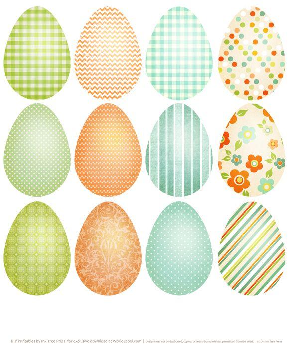 printable easter eggs http blog worldlabel com 2014 spring has
