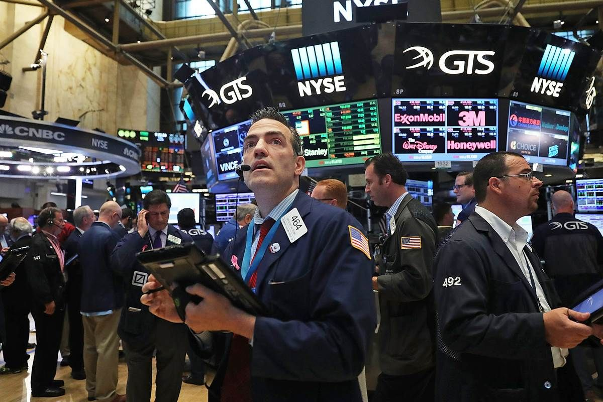 Brexit Backlash Dow Closes Down More Than 600 Points