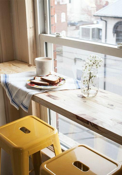 7 Genius Small Kitchens Ideas for Smarter Storage | Breakfast bars ...