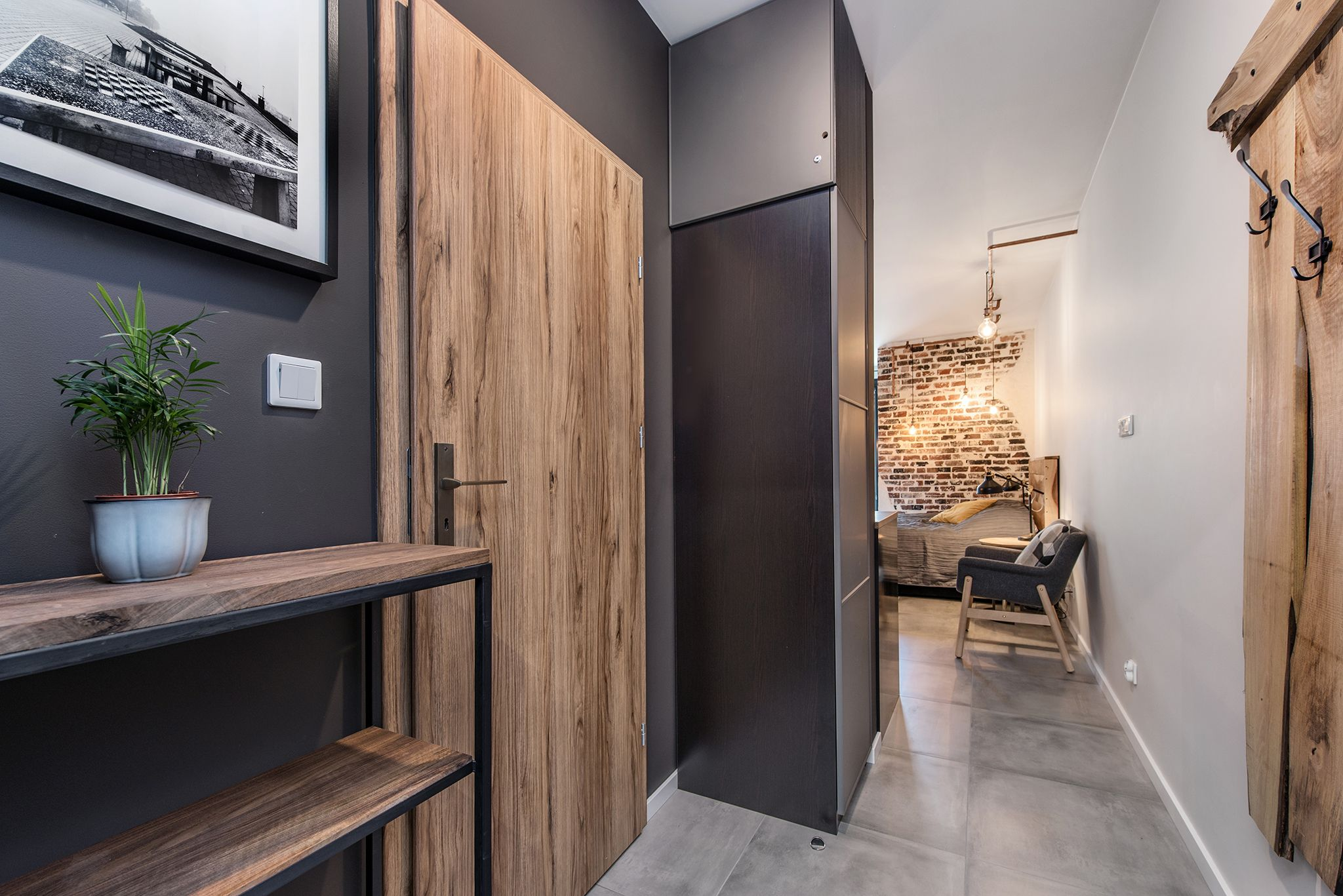 Przedpokoj Design Home Decor Interior