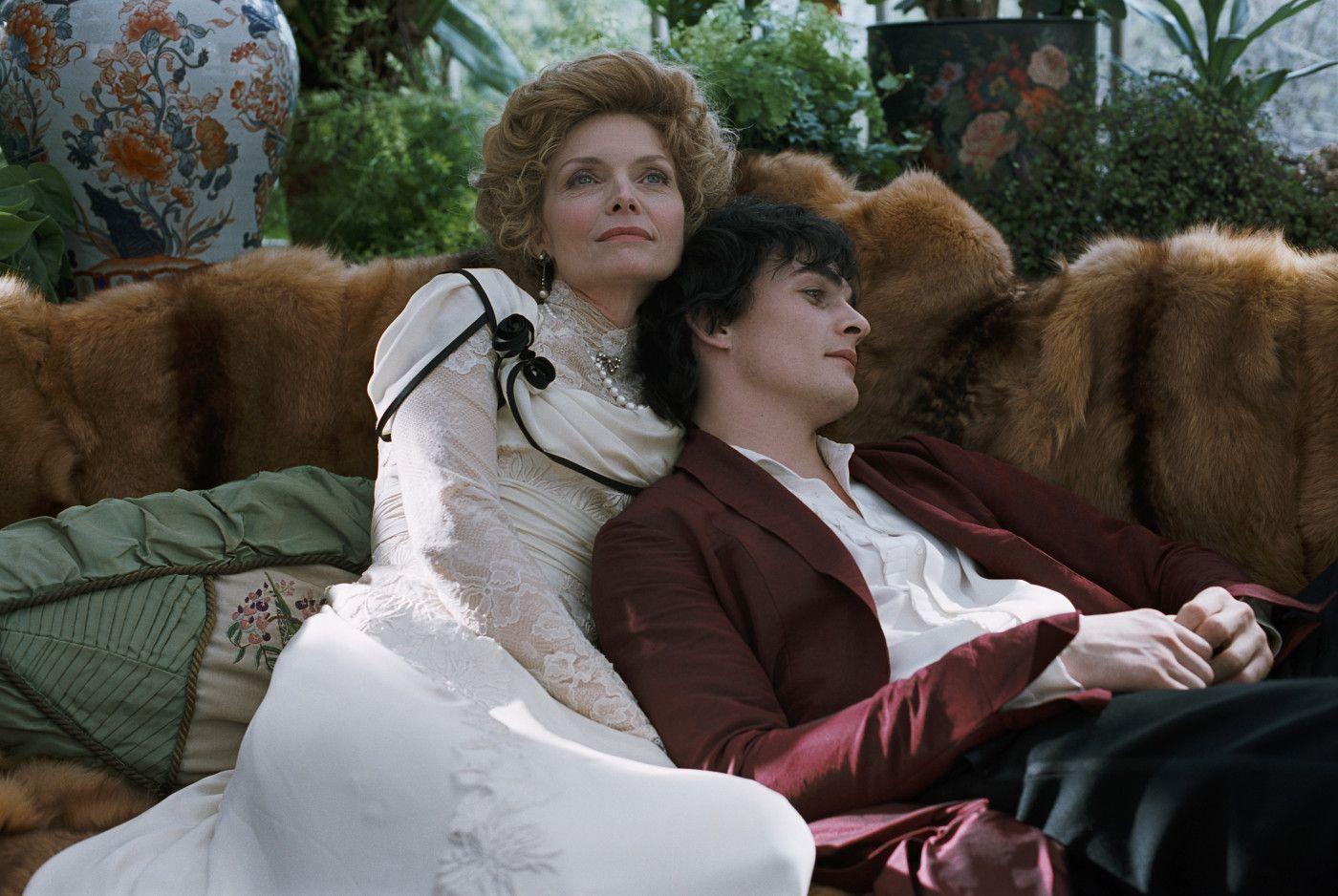Michelle Pfeiffer and Rupert Friend