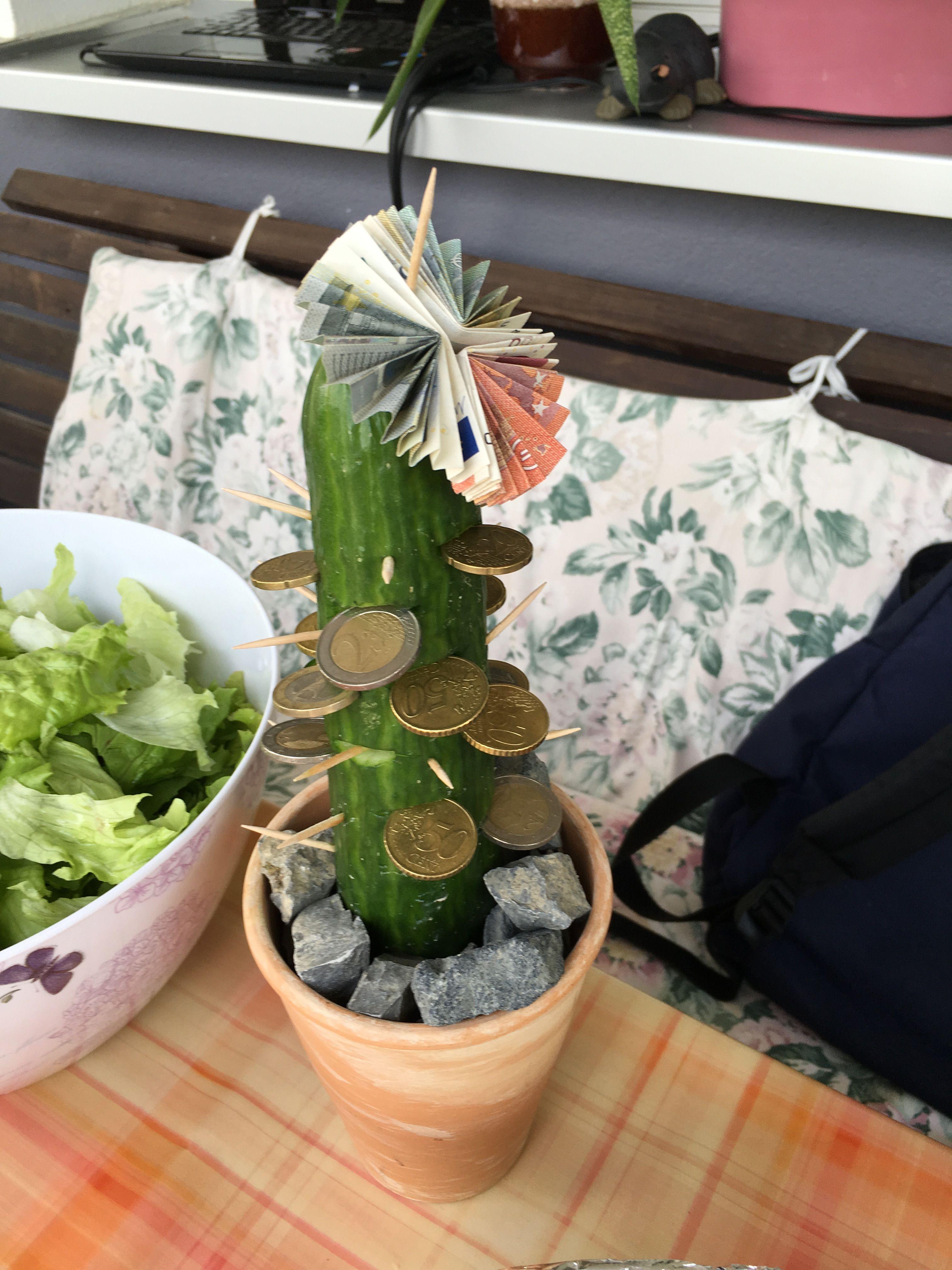 Diy Last Minute Geschenk Benotigt Wird Ein Alter Blumentopf