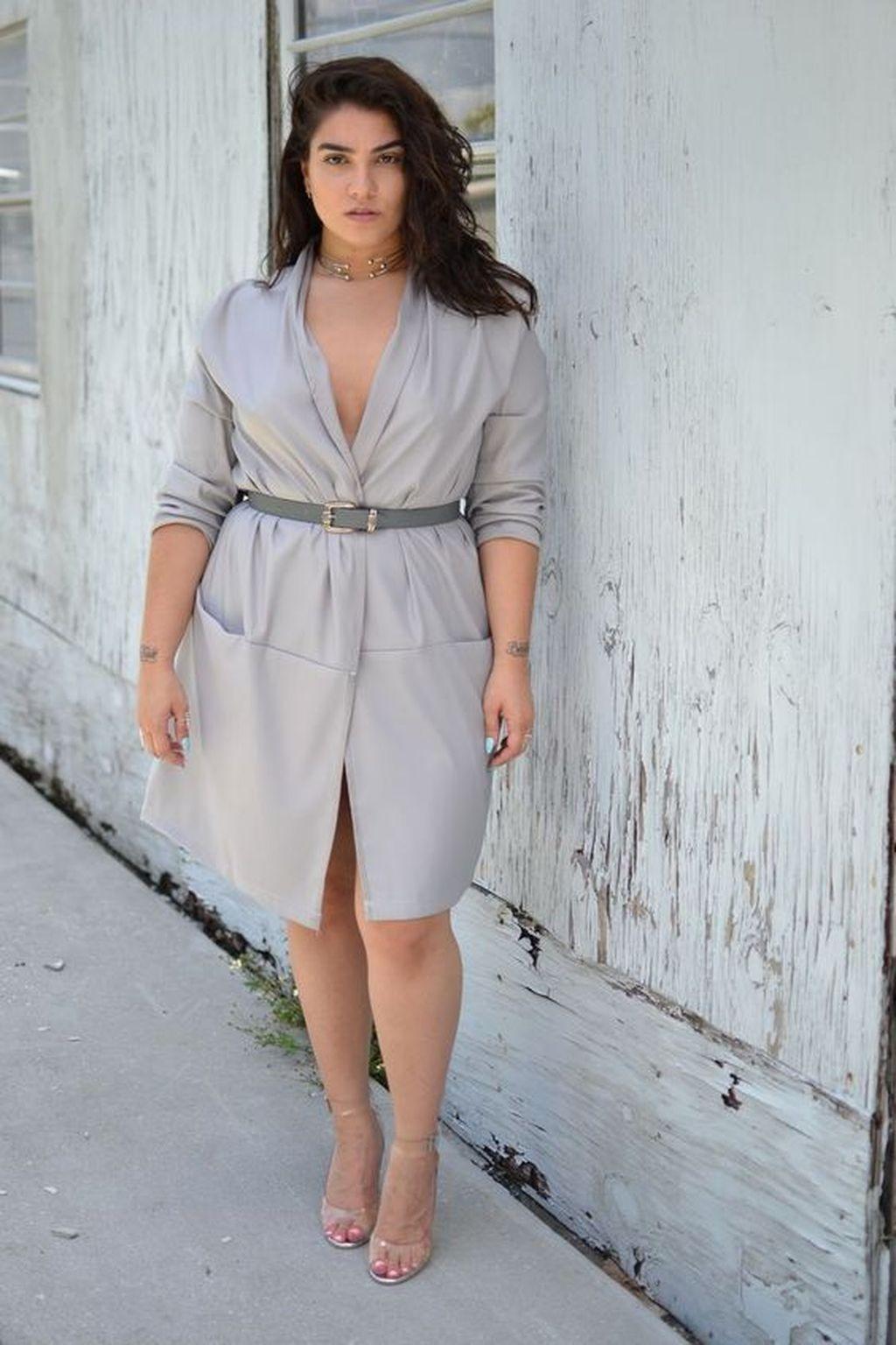 46 Trendy Plus Sized Style Ideas For Women